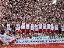 16. edycja Memoriału Wagnera - dekoracje drużyn