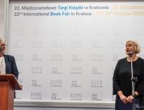 22. Międzynarodowe Targi Książki w Krakowie