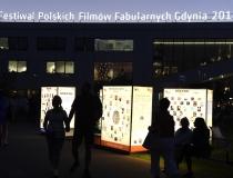 43. Festiwal Polskich Filmów Fabularnych w Gdyni.  Plac Grunwadzki