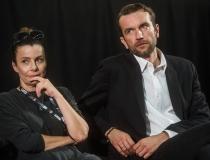 Tomasz Kot i Agata Kulesza
