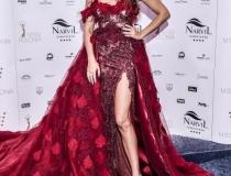 Agata Biernat, aktualna Miss Polonia z suknią na Miss World