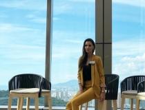 Agata Biernat z wyborów Miss World 2018 w Chinach
