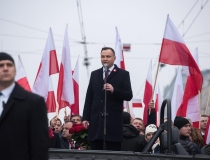 """Biało-Czerwony Marsz 100-lecia Odzyskania Niepodległości """"Dla Ciebie Polsko"""""""
