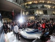 Bolid Williams Racing Roberta Kubicy