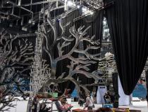 Cirque Du Soleil - Crystal: backstage