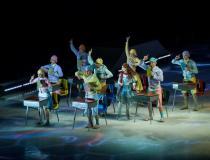Cirque Du Soleil - Crystal akrobatyczne show na lodzie