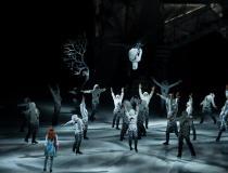 Cirque Du Soleil - Crystal akrobatyczne show na lodzie1