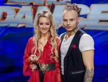 Pamela Stefanowicz i Mateusz Janusz