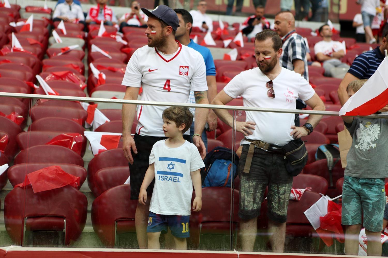 El. EURO 2020.  Polska - Izrael