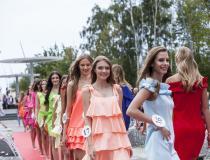 Finał Miss Polski Nastolatek 2019