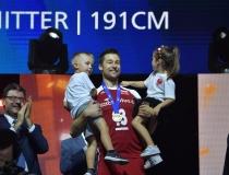 FIVB Mistrzostwa Świata 2018 - dekoracja