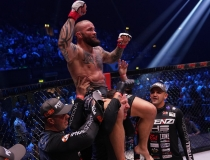 Gala KSW 45: The Return to Wembley