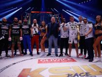 Gala KSW 52: The Race