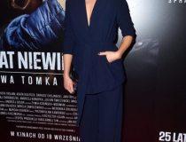 "Anna Dereszowska. Premiera filmu ""25 lat niewinności. Sprawa Tomka Komendy"""