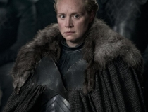Gwendoline Christie jako Brienne of Tarth