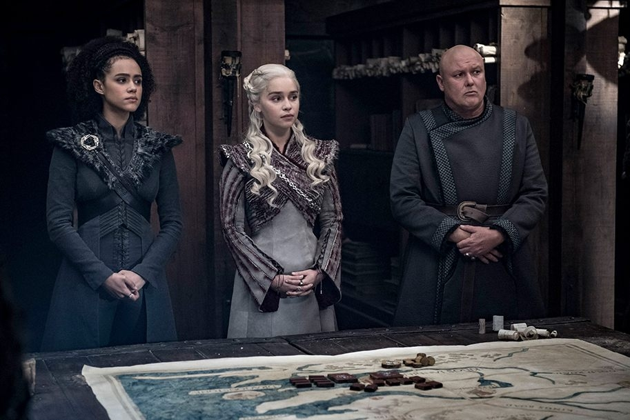 Gra o tron - sezon 8, odcinek 4