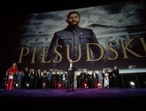 """Gwiazdy na premierze filmu """"Piłsudski"""""""