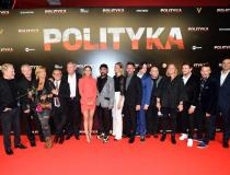 Gwiazdy na premierze POLITYKI Patryka Vegi