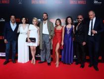 Gwiazdy na premierze SMALL WORLD