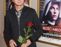 """Gwiazdy na uroczystej premierze filmu """"Miłość i Miłosierdzie"""""""