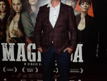 """Gwiazdy ze świata kultury i sztuki na uroczystej premierze """"Magnezji"""" Maćka Bochniaka"""