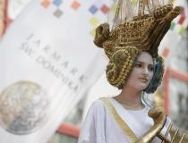 Jarmark św. Dominika - otwarcie