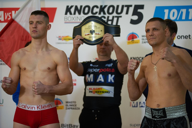 Knockout Boxing Night #5 w Gliwicach