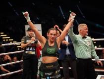 Knockout Boxing Night #5 w Gliwicach: Ewa Piątkowska vs Ornella Domini
