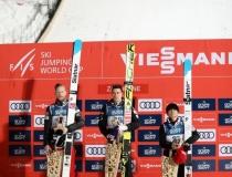Konkurs indywidualny Pucharu Świata w Zakopanem. Dekoracja