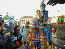 Konkurs szopek krakowskich 2019