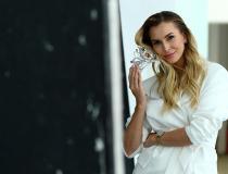 Kulisy sesji 90-lecia Miss Polonia