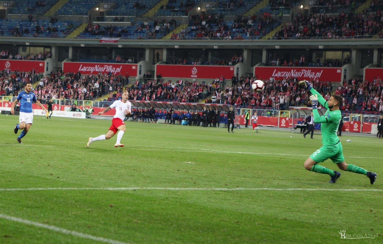 Liga Narodów. Polska – Włochy