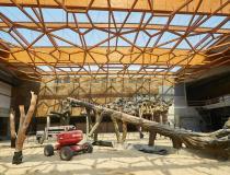 Łódzkie Orientarium w trakcie budowy