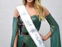 MJASuknia wieczorowa na finał Miss Universe