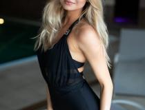 Miss Polski 2018. Sesja w strojach kąpielowych