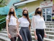 """Miss Polski """"na froncie"""" z pandemią COVID-19"""