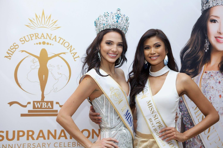 Miss Supranational 2018 wybrana