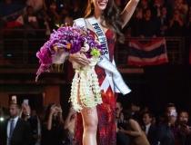 Catriona Gray, Miss Filipin 2018 z koroną Miss Universe