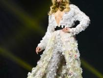 Magdalena Swat, Miss Polski 2018 w narodowym stroju