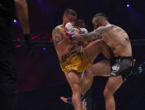 MMA. Gala KSW 57