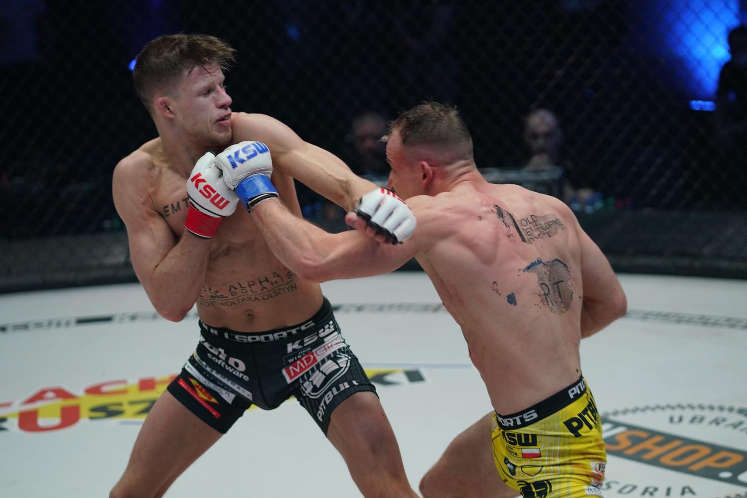 MMA. Gala KSW 60