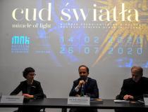 """Muzeum Narodowe w Krakowie zaprasza na """"Cud światła"""""""