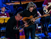 Nigel Kennedy i Mike Stern