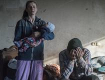 Opuszczanie domu w Górskim Karabachu