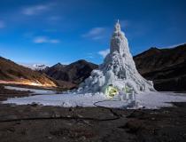 Zaprojektuj sobie lodowiec. Ladakh w północnych Indiach