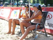 Plaża Open 2020 w Myślenicach