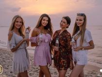 Zgrupowanie półfinalistek Miss Polski 2019 oraz finalistek Miss Polski Nastolatek 2019