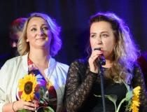 Dominika Mandla oraz Małgorzata Domin