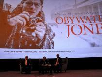 """Premiera filmu """"Obywatel Jones"""" Agnieszki Holland w Krakowie"""