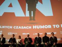 """Premiera filmu """"Pan T."""" w Krakowie"""